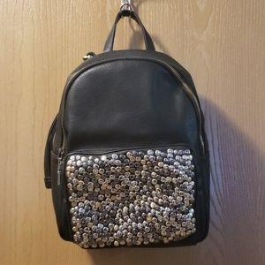 *NEW* Black Antik Kraft Backpack with Stud Detail